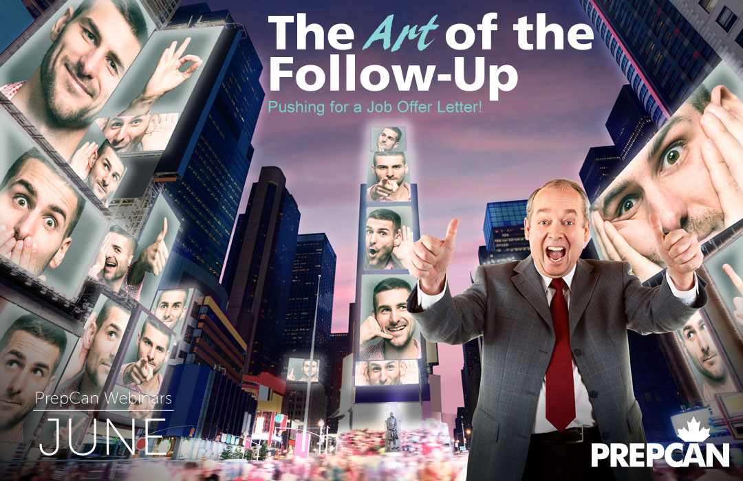 The Art of the follow-up webinar image